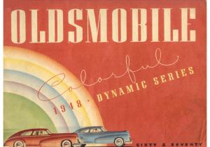 1948 Oldsmobile Dynamic