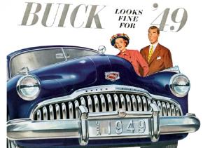 1949 Buick Prestige