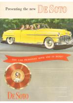 1949 DeSoto Foldout