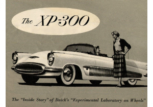 1951 Buick XP-300