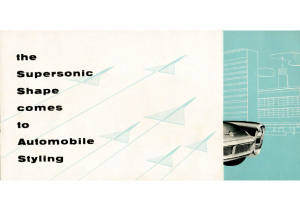 1955 Oldsmobile F-88 Concept