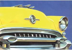 1955 Oldsmobile Foldout