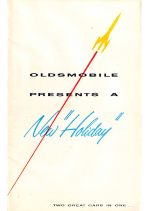 1955 Oldsmobile Holiday