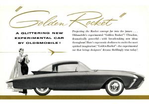 1956 Oldsmobile Golden Rocket Concept