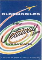 1956 Oldsmobile Jetaway Hydromatic