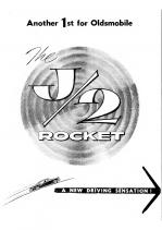 1957 Oldsmobile J-2 Rocket Intro