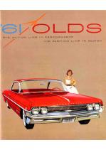 1961 Oldsmobile Prestige