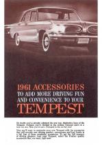 1961 Pontiac Tempest Accessories