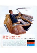 1963 Oldsmobile Sports Cars