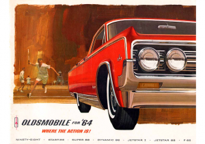 1964 Oldsmobile Prestige