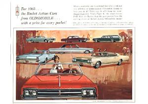 1965 Oldsmobile Rocket