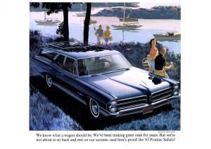 1965 Pontiac Station Wagons