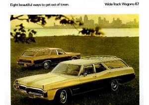 1967 Pontiac Wagons