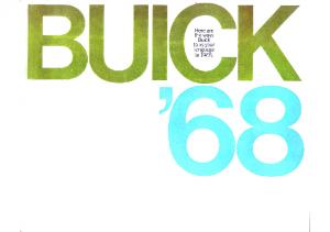 1968 Buick Prestige