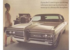 1968 Pontiac Bonneville Brougham