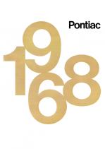 1968 Pontiac Full Line Regular