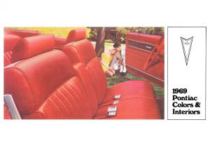 1969 Pontiac Exterior Colors