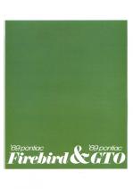 1969 Pontiac Firebird and GTO CDN