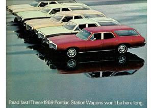 1969 Pontiac Wagons