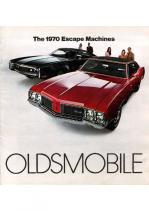 1970 Oldsmobile Full Line Prestige