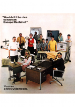 1970 Oldsmobile Full Line