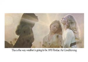 1970 Pontiac Air Conditioning