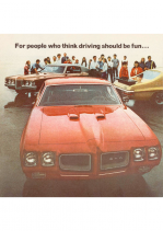 1970 Pontiac Performance