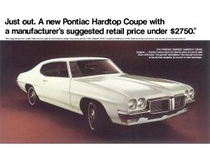 1970 Pontiac Tempest Hard Top