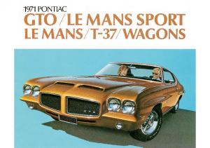 1971 Pontiac GTO-Lemans-Wagons CN