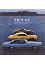1971 Pontiac Performance