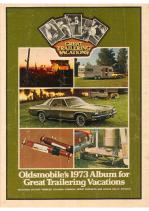 1973 Oldsmobile Trailering Album