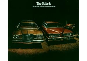 1974 Pontiac Safari