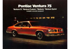 1975 Pontiac Ventura CDN