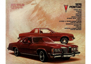 1976 Pontiac Full Line