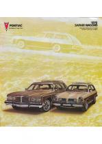 1976 Pontiac Wagons