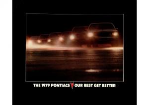 1979 Pontiac Full Line Prestige