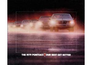 1979 Pontiac Full Line