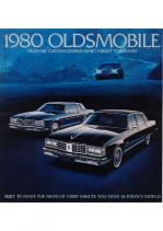 1980 Oldsmobile Full Size