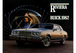 1982 Buick Rivera