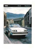 1982 Buick Skyhawk