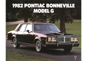 1982 Pontiac Bonneville G