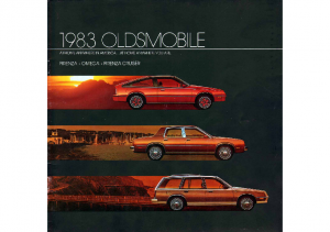 1983 Oldsmobile Small Size