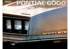 1983 Pontiac 6000 CN