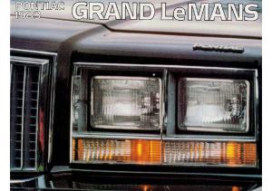 1983 Pontiac Grand Lemans CN