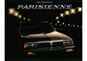 1983 Pontiac Parisienne