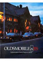 1984 Oldsmobile ES