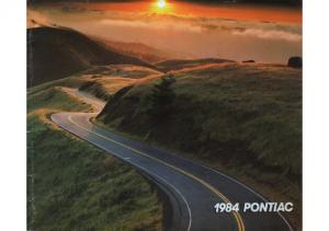 1984 Pontiac Full Line Prestige