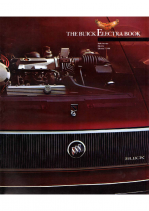 1985 Buick Electra Book