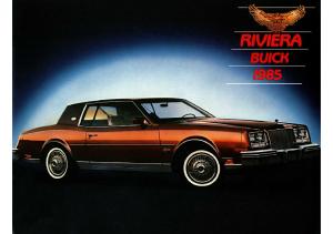 1985 Buick Rivera