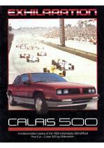1985 Oldsmobile Calais 500